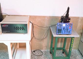 دستگاه میکروسکوپ نیروی اتمی