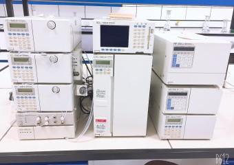 دستگاه کروماتوگراف مایع با کارایی بالا (HPLC )