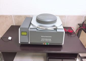 دستگاه فلوئورسانس اشعه ایکس (XRF)