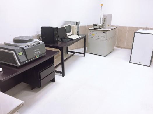 آزمایشگاه آنالیزهای طیف سنجی و فیزیکی